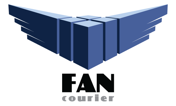 Fan courier