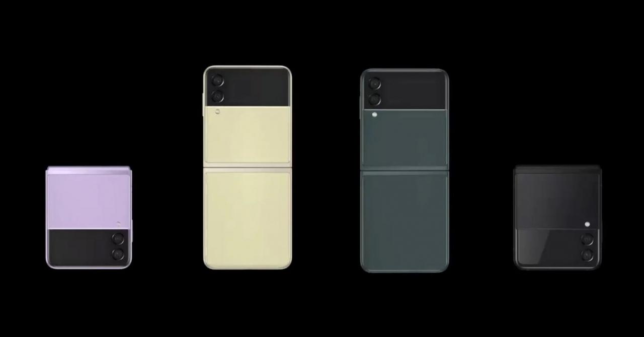 Cât vor costa telefoanele pliabile Samsung Galaxy Z Fold 3 și Z Flip 3