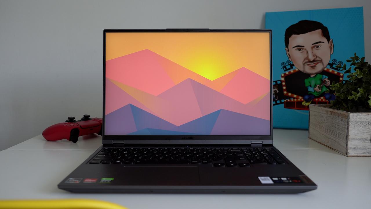 Review Lenovo Legion 5 Pro - recomandarea mea de laptop de gaming pentru 2021