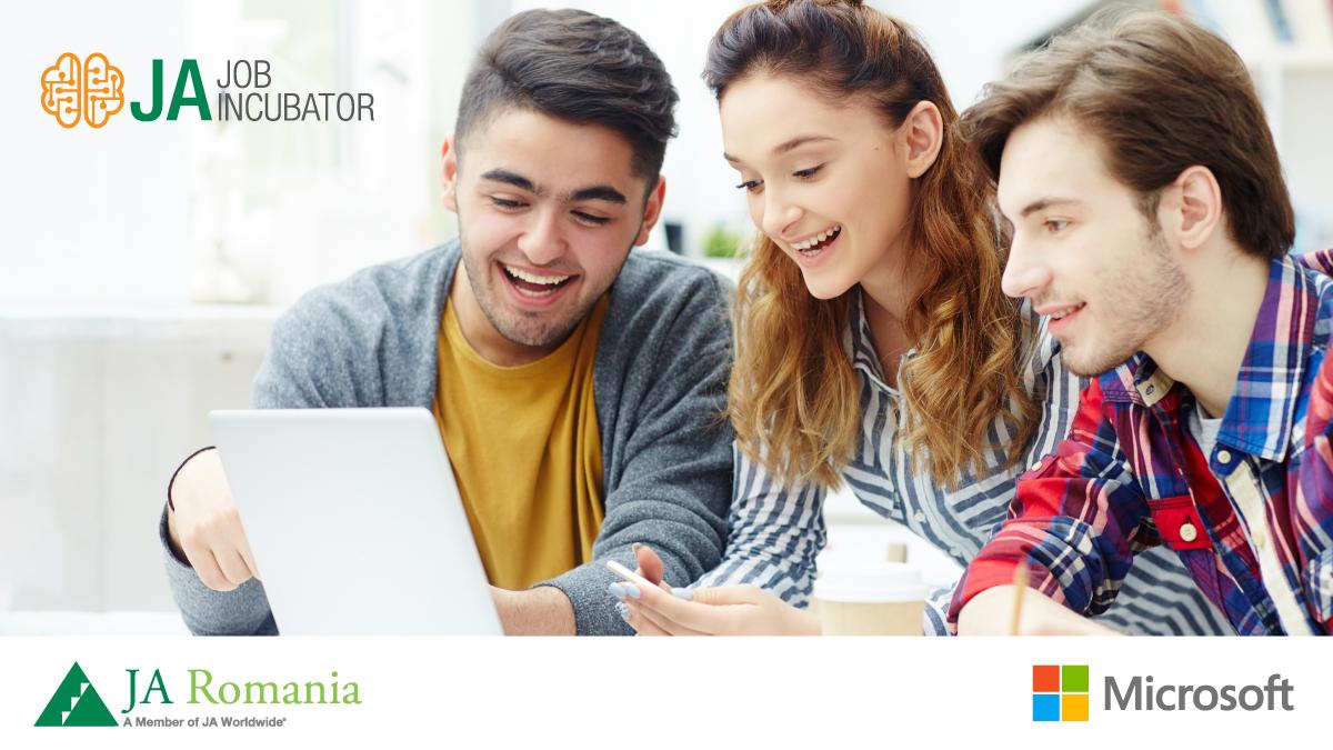 Job Incubator: pregătire și practică pentru tinerii ce caută un loc de muncă