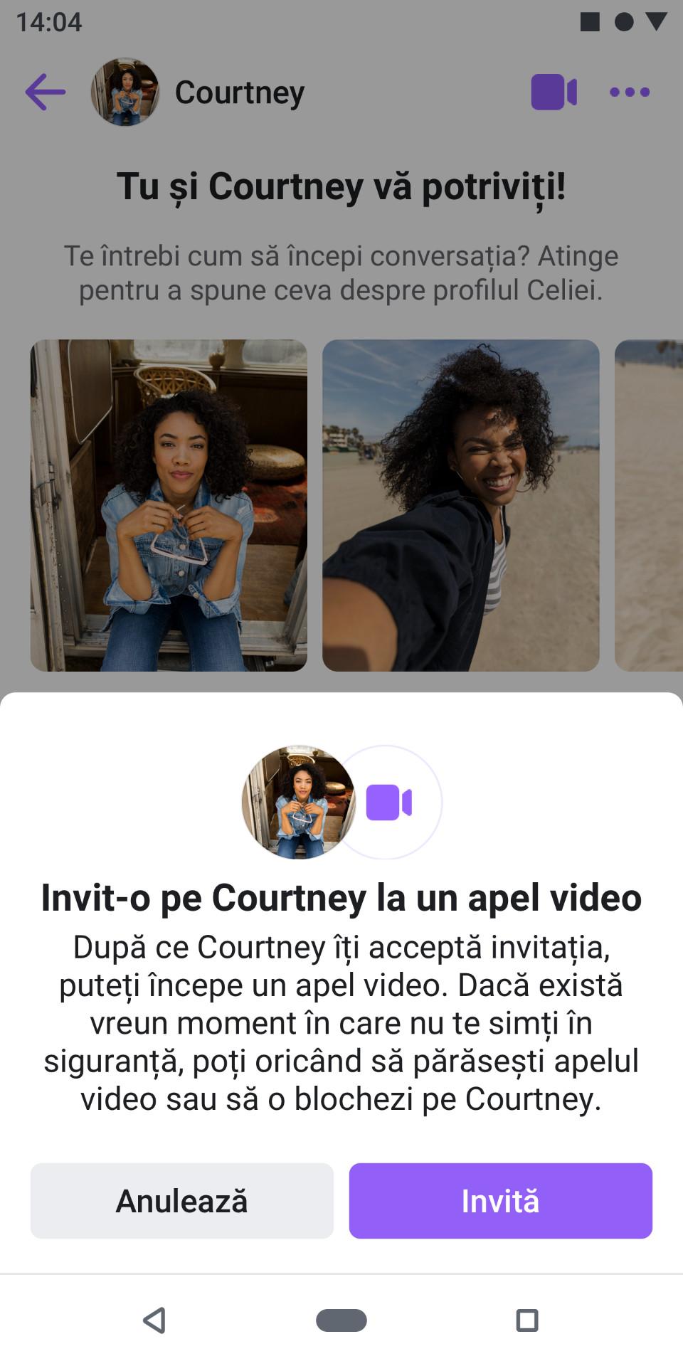 Profil pentru site- ul de dating fete singure din Craiova care cauta barbati din Brașov