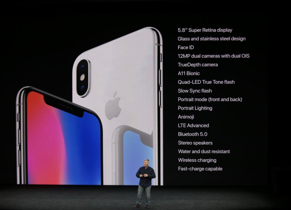 iPhone X, lansat oficial - Specificații, preț