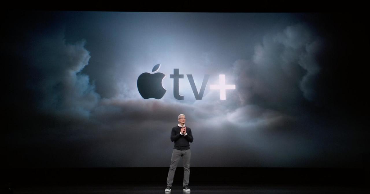 Apple lansează un serviciu de streaming. Restul produselor lansate