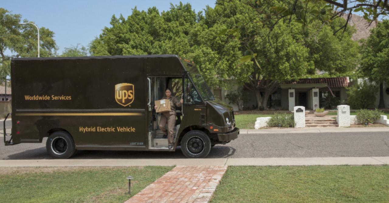 UPS actualizează site-ul pentru a ușura munca IMM-urilor care caută curieri