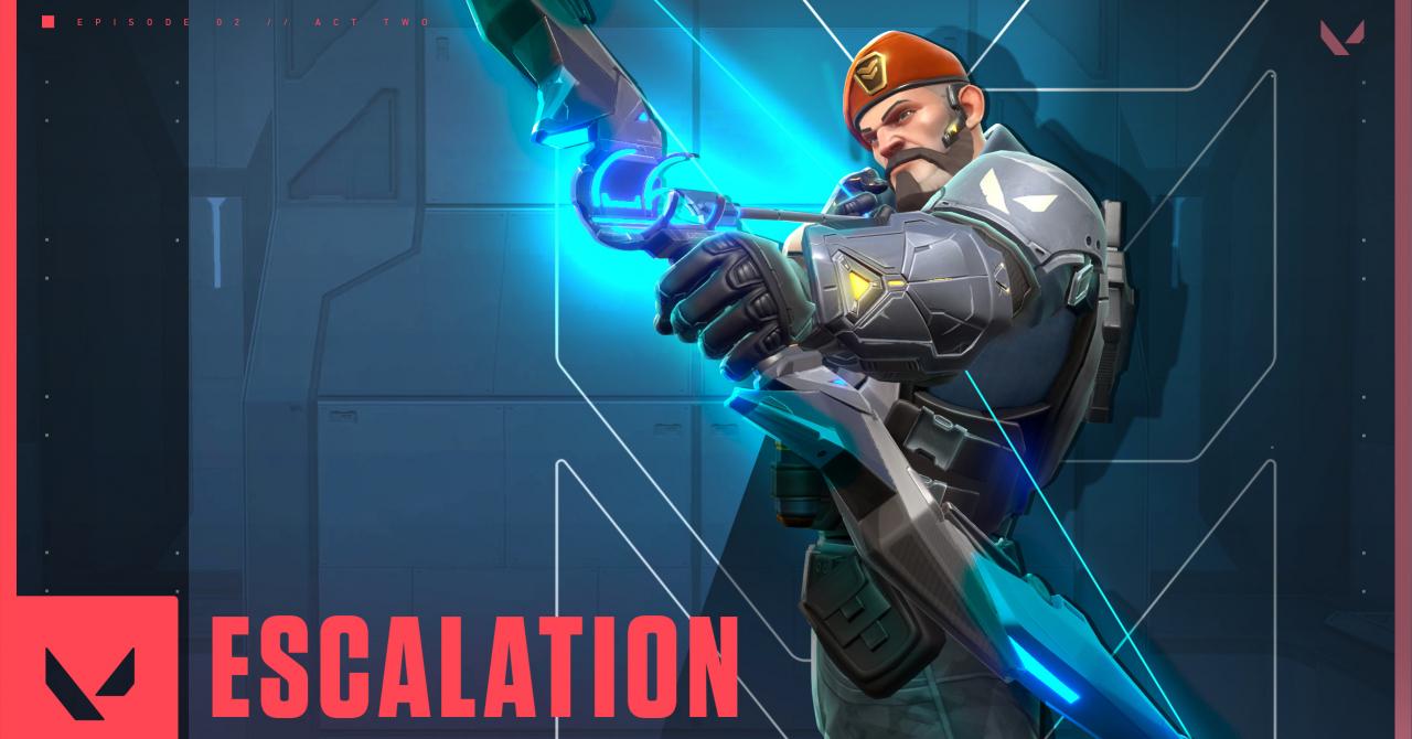Valorant primește un nou mod de joc casual – Escalation