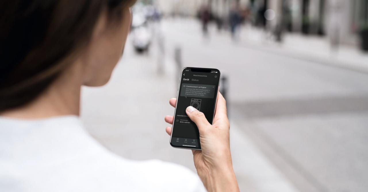 Miele lansează o nouă versiune a aplicației de mobil pentru produsele sale