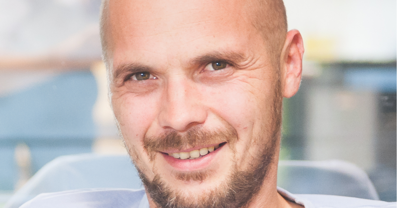Cosmin Ochișor lasă hub:raum pentru GapMinder