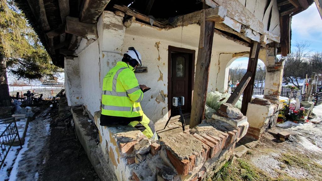 Business-ul românesc care ar putea salva clădiri de patrimoniu prin scanare 3D