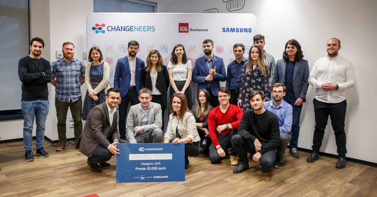 Changeneers: 10.000 euro pentru startup-uri care fac bine în societate