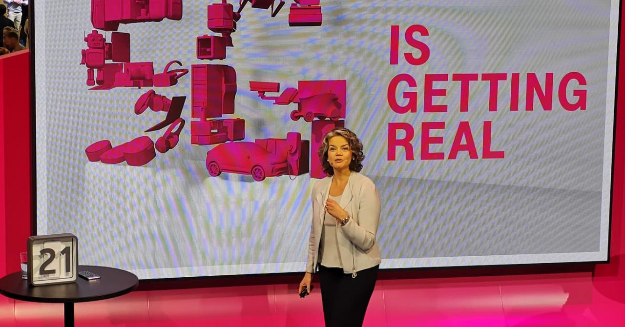 Viitorul e magenta? Viziunea Telekom pentru societate în era 5G