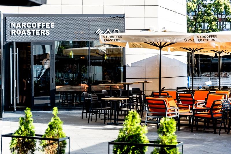 Franciza Narcoffee Roasters: cafenea la Milano