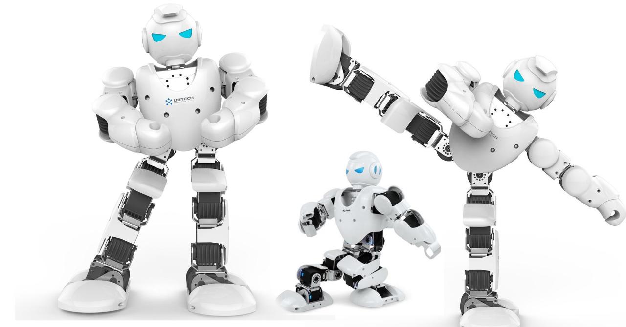 Ziua copilului - trei roboți simpatici pe care-i poți cumpăra