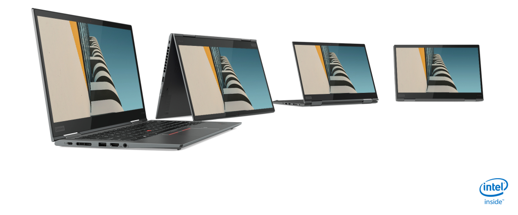 Lenovo anunță noile laptopuri ThinkPad Yoga, Carbon și T490