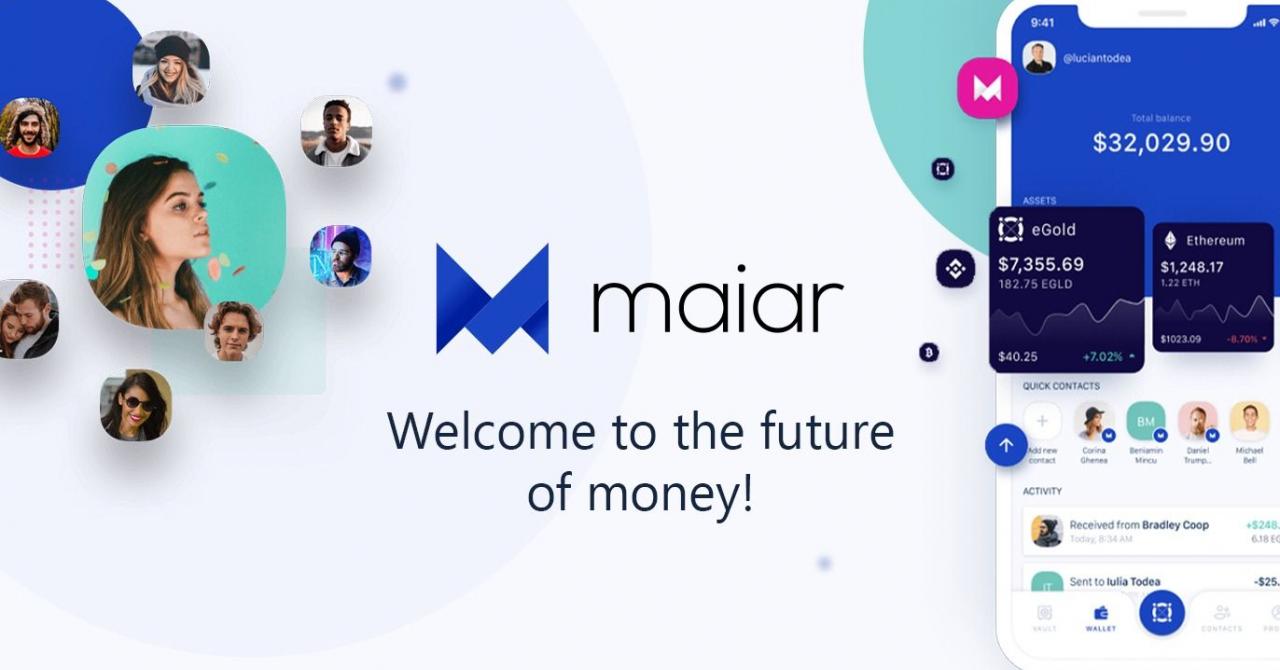 Românii de la Elrond lansează Maiar, portofelul digital bazat pe blockchain
