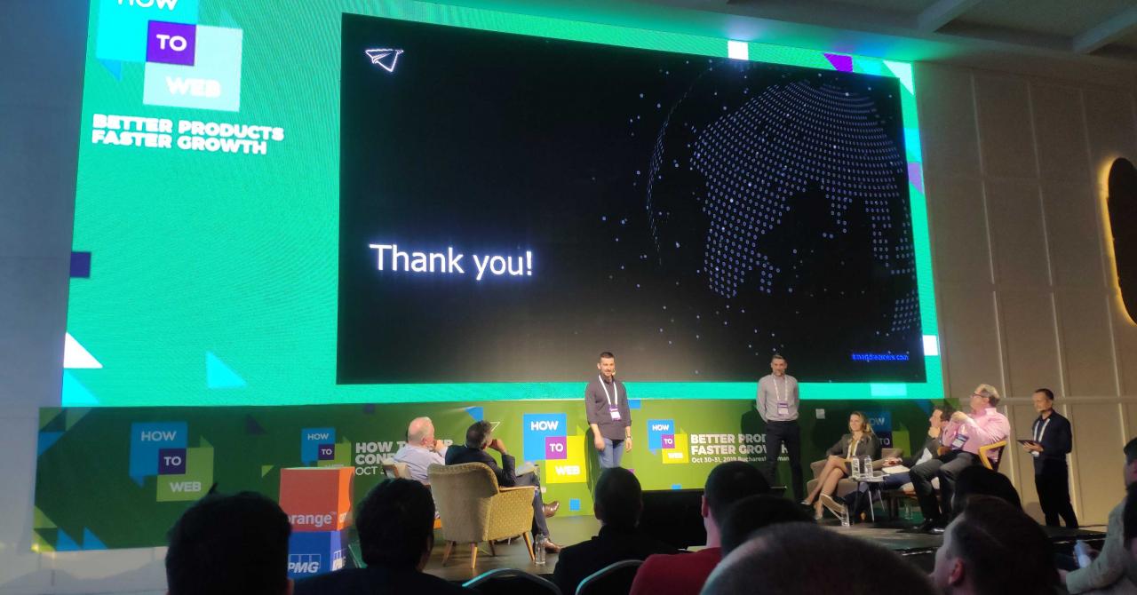 SmartDreamers din Târgu-Mureș câștigă UiPath Automation Awards