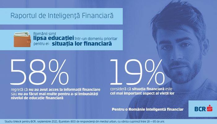 27% din români economisesc cash. Cât de mult ne lipsește educația financiară?