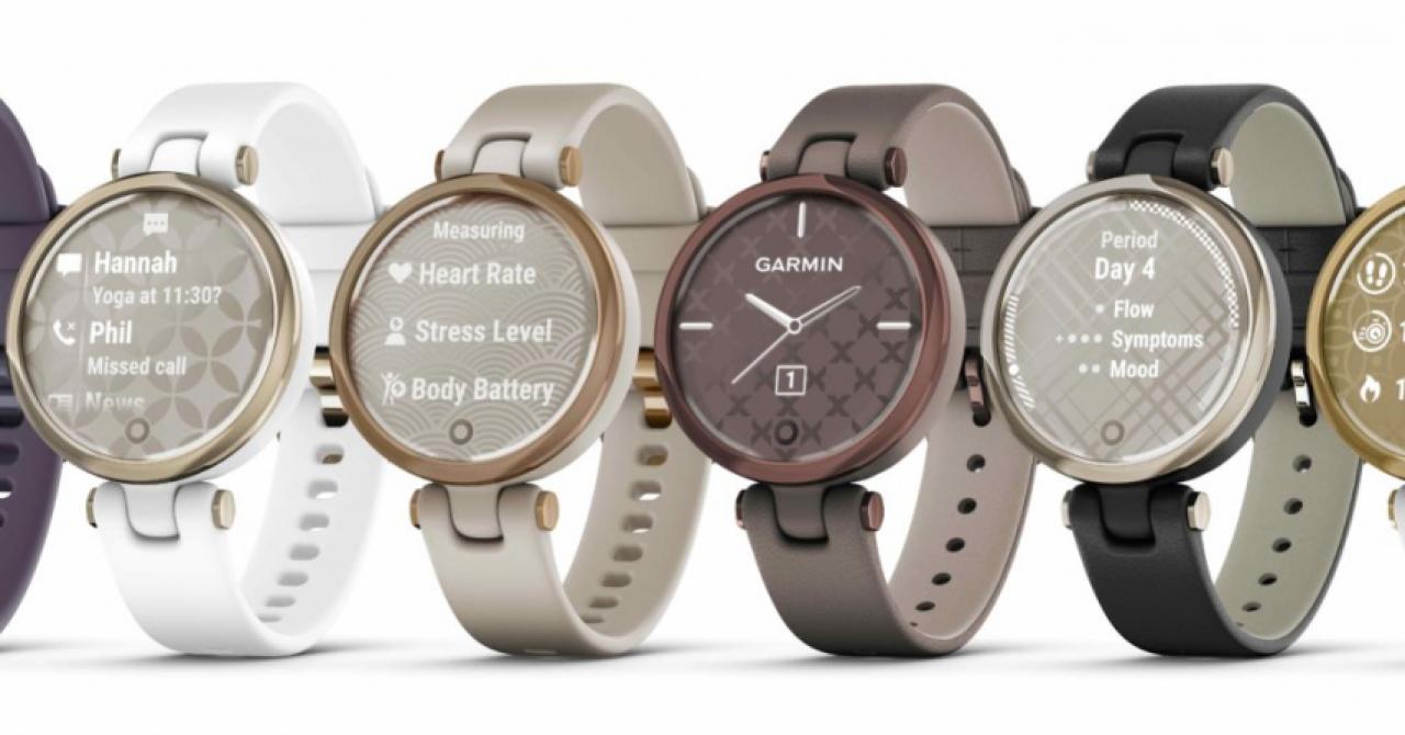 Smartwatch de fitness și lifestyle de la Garmin - Lily e modelul pentru femei