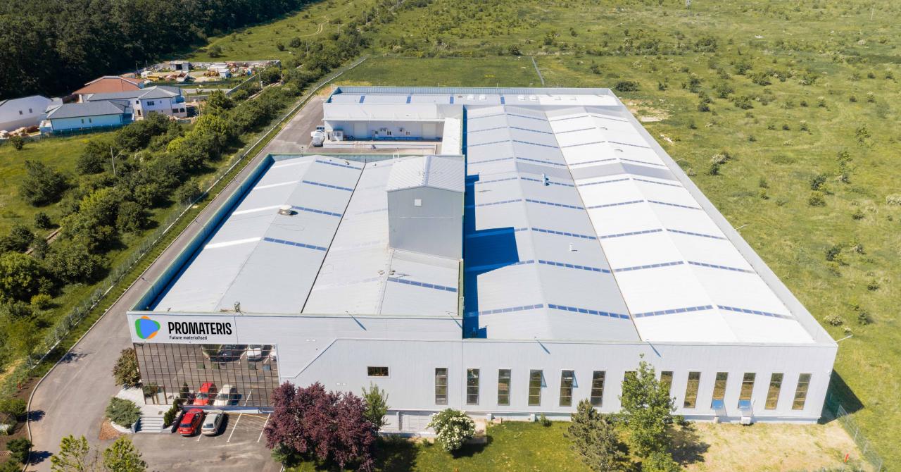 Promateris, 2,5 mil. euro în linie de producție pentru ambalaje compostabile