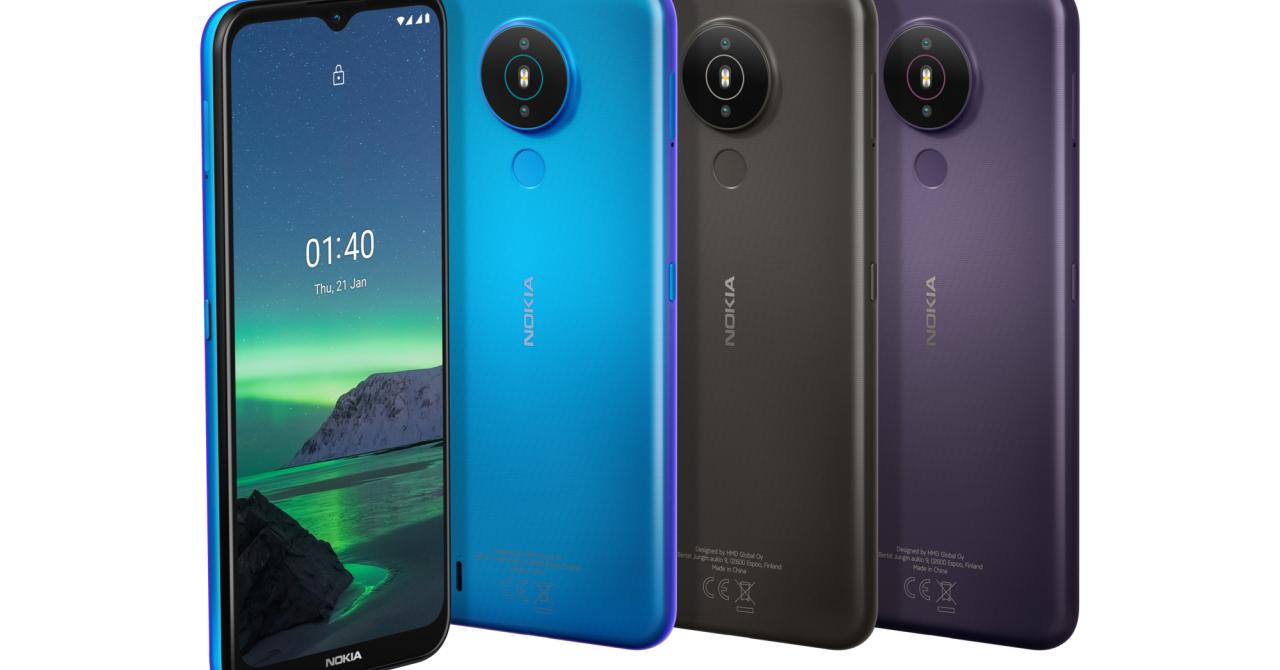 Telefoane ieftine: Nokia 1.4, smartphone-ul care costă 100 de euro în România