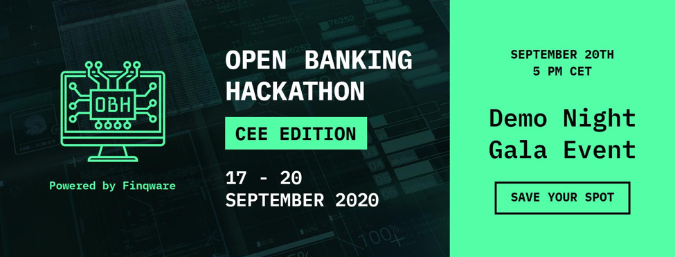 Open Banking Hackathon 2020: 40 teams from 10 countries are building apps