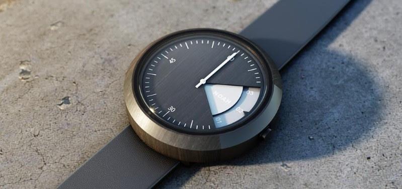NOAH Smart Hybrid: cum arată primul smartwatch hibrid al românilor