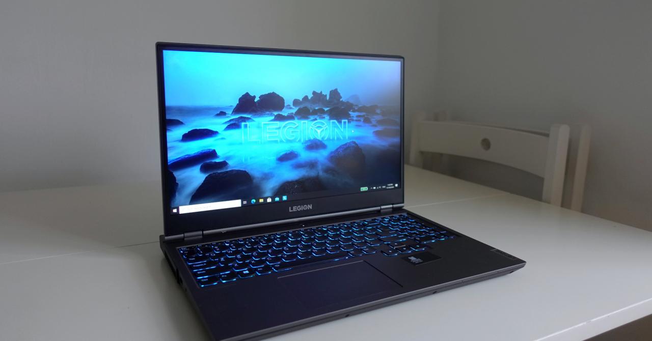 REVIEW Lenovo Legion 5P - gaming și productivitate la puterea 8