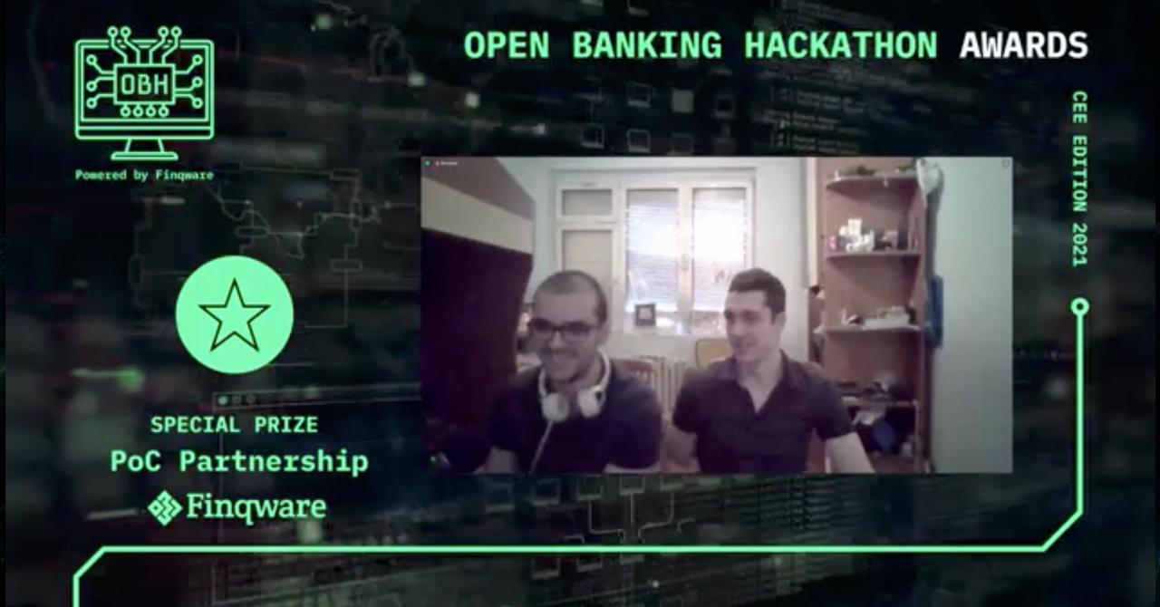 Open Banking Hackathon - CEE Edition: best future-proof fintechs in the region