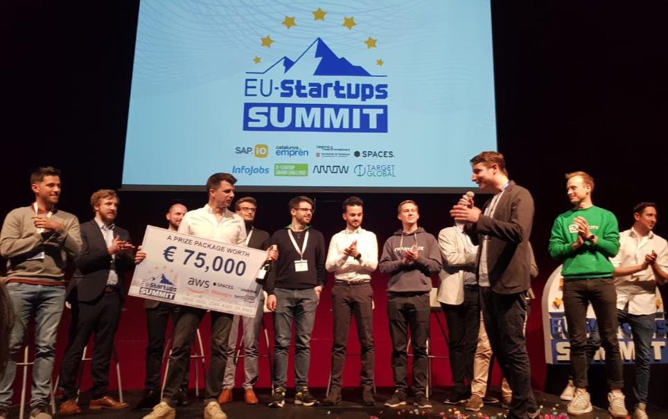 Fă un pitch pe scena EU-Startups Summit 2020