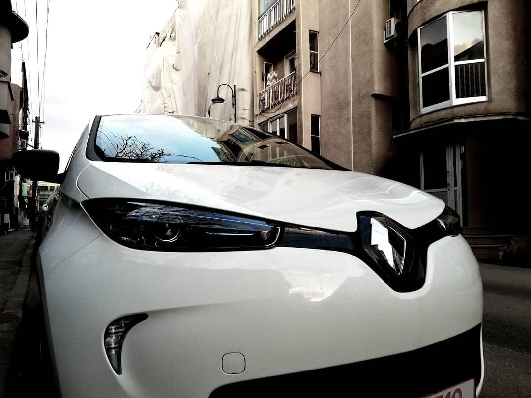 Ultimele zile ca șofer Uber. Cu Renault Zoe în București