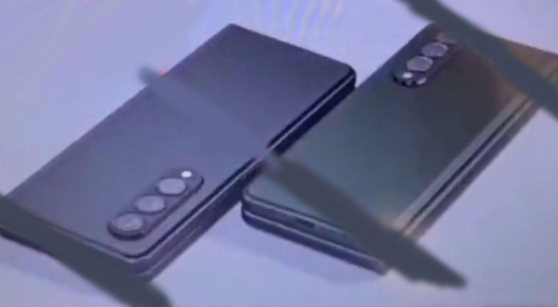 Primele imagini cu telefoanele pliabile Samsung: Z Fold 3 și Z Flip 3