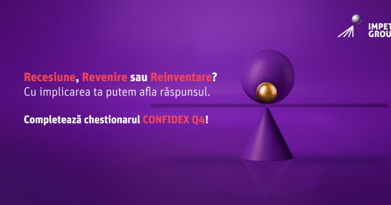 Studiu Confidex: efectele crizei sanitare asupra antreprenorilor din România