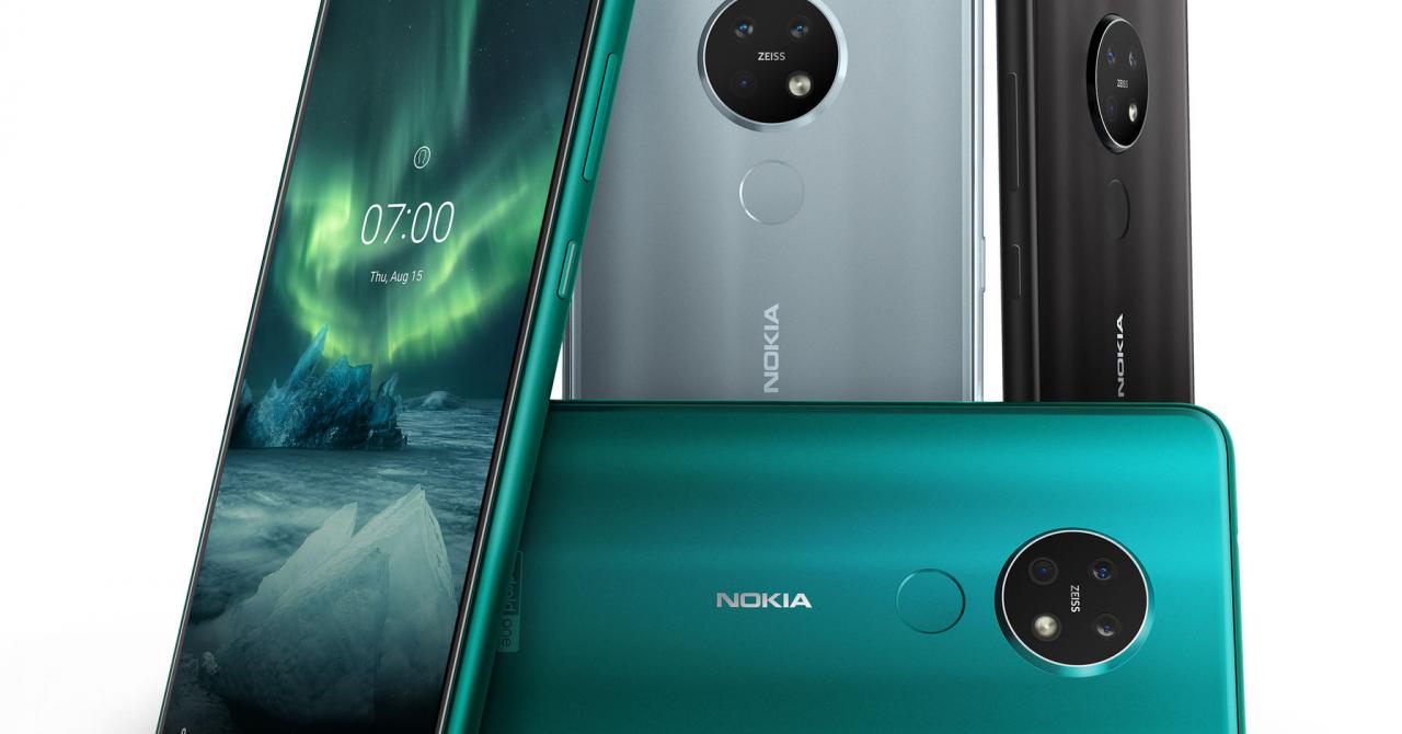 10 smartphone-uri Nokia rulează Android 10