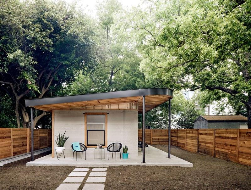 Startup-ul care ridică locuințe 3D în o zi și vrea să ajungă pe Marte
