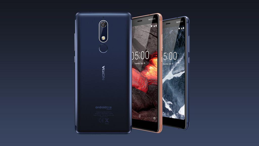 Nokia anunță noi smartphone-uri cu prețuri mici și performanțe decente