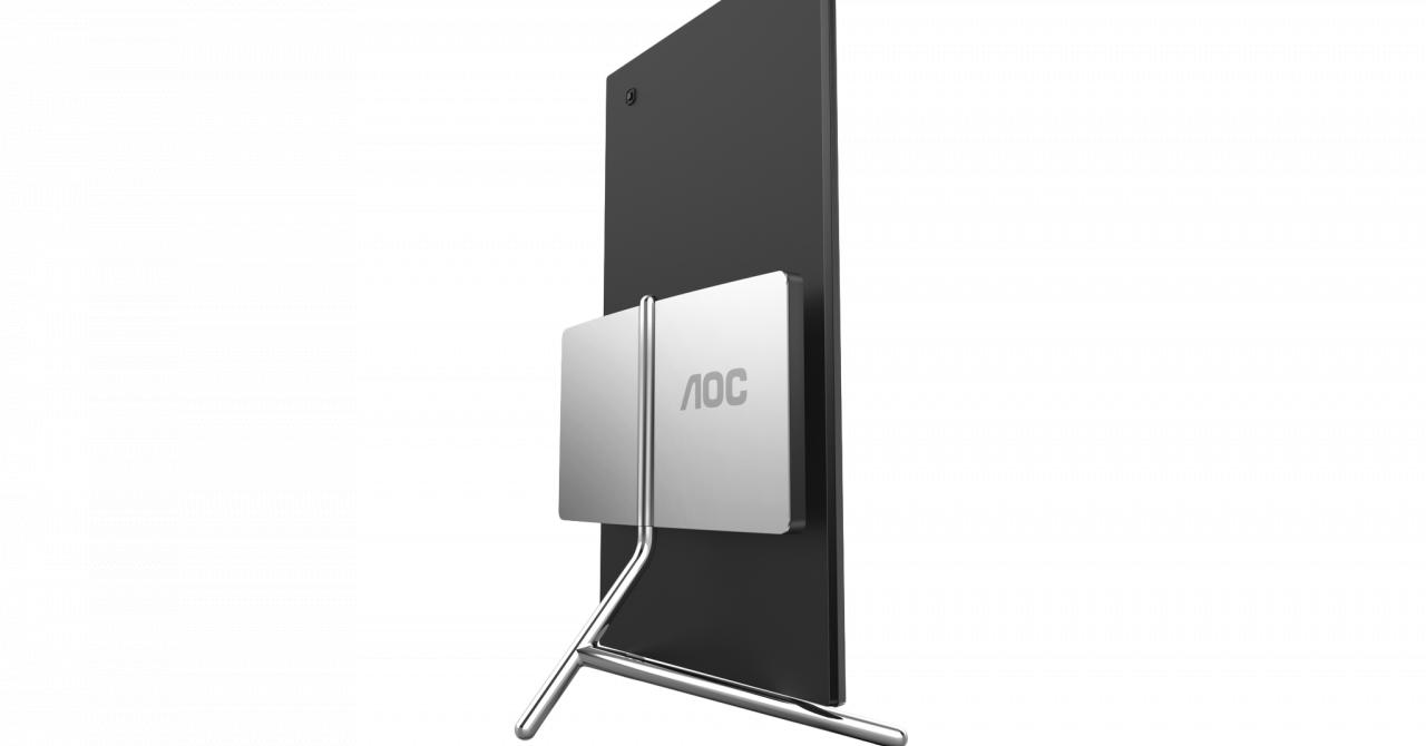 Monitorul de lux AOC cu design Porsche