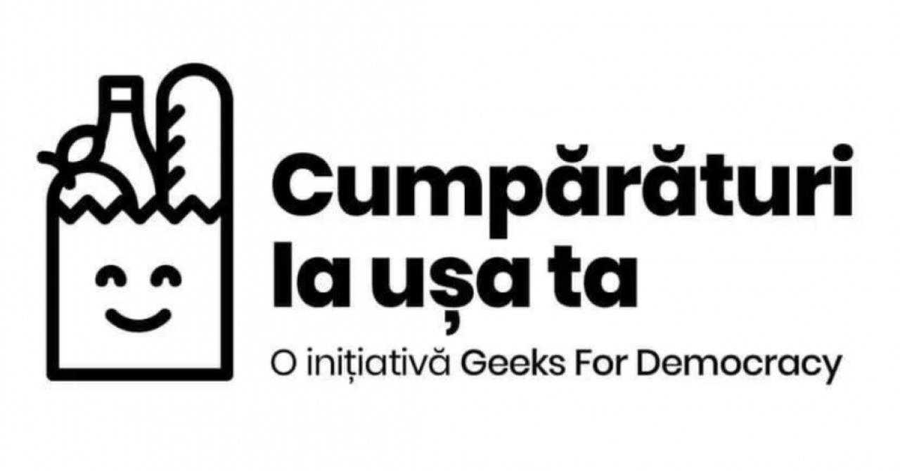 COVID-19: Crowdsourcing marca Geeks for Democracy pentru binele comun