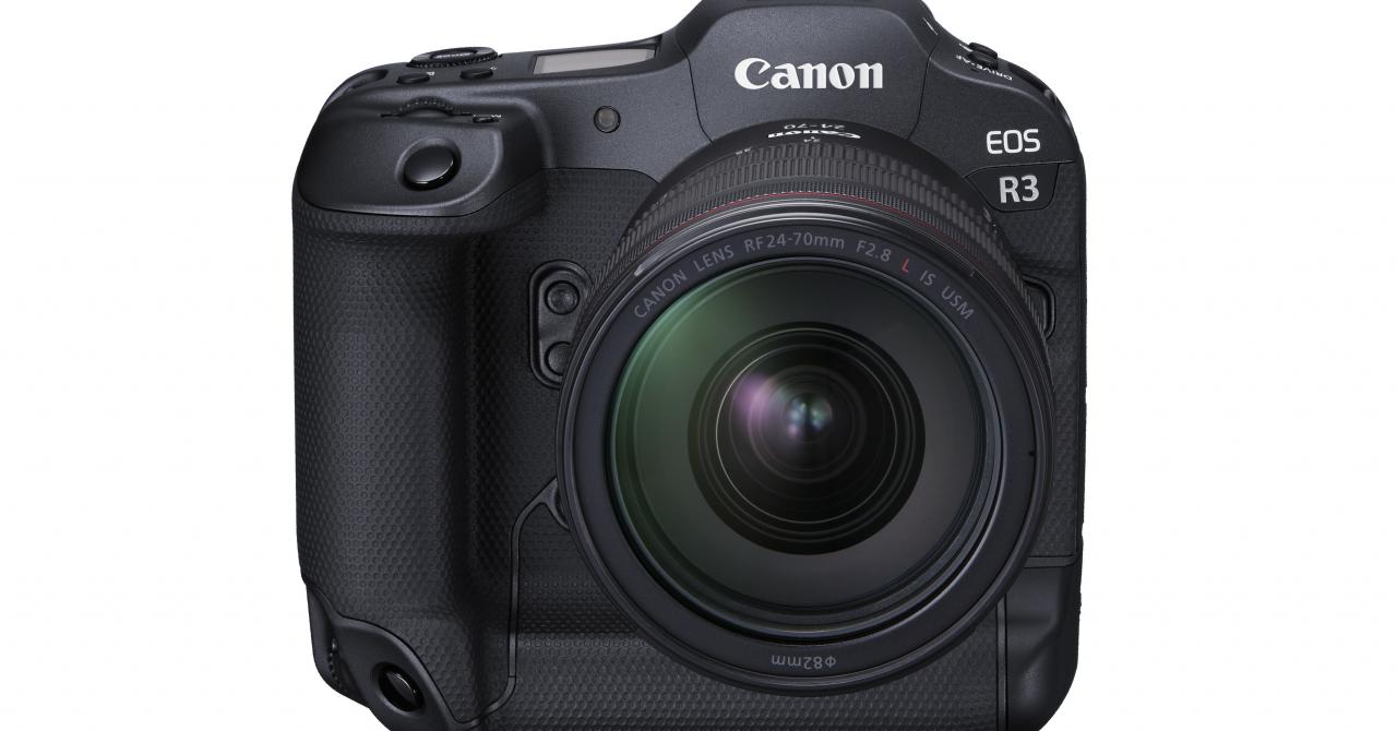 Canon lansează EOS R3: cameră mirrorless excelentă pentru foto, dar și video