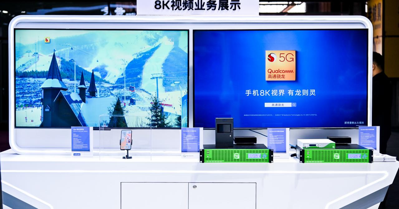 vivo, live streaming 8K prin tehnologia 5G mmWave