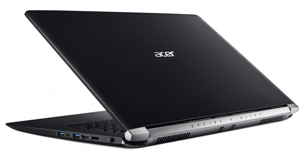 Gama Acer Aspire V Nitro, disponibilă pe piața locală la preț decent