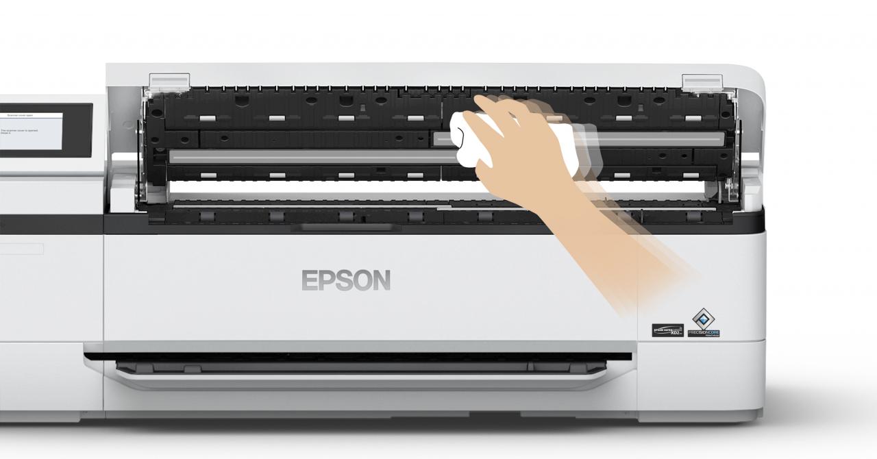 Epson anunță lansarea imprimantelor SureColor SC-T3100M și SC-T5100M
