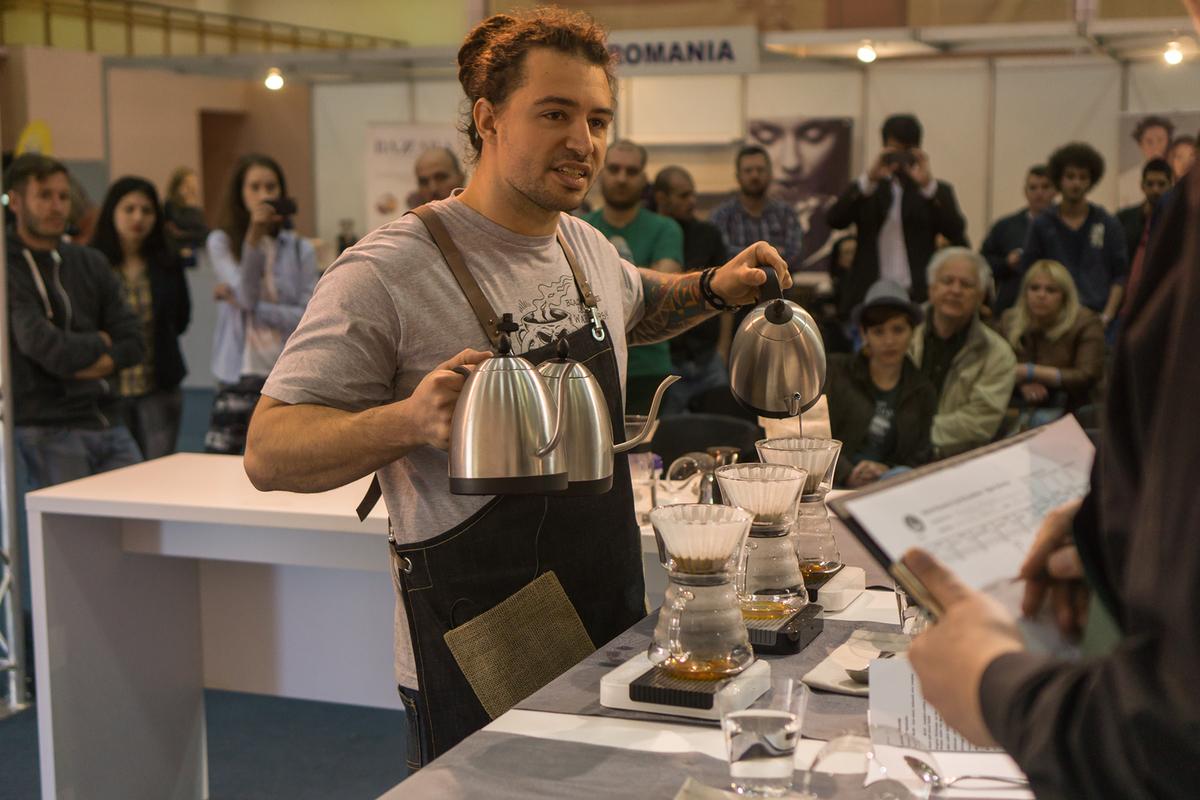 Campionatul național de...cafea de specialitate: True Artisan Café