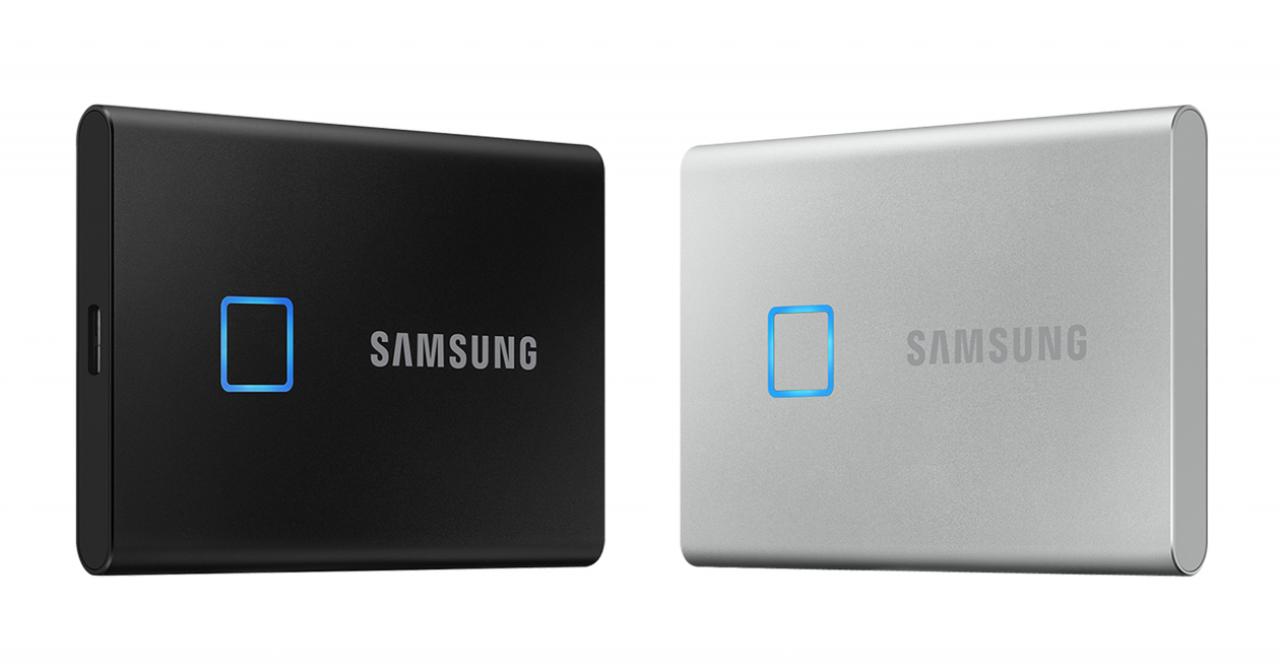 Samsung lansează SSD-ul portabil T7 Touch