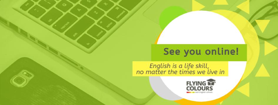 Flying Colours oferă gratuit cursuri de engleză copiiilor cadrelor medicale