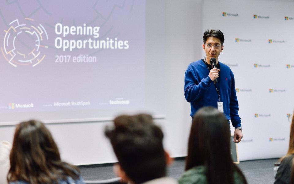 Câștigătorii celei de-a treia ediții Opening Opportunities