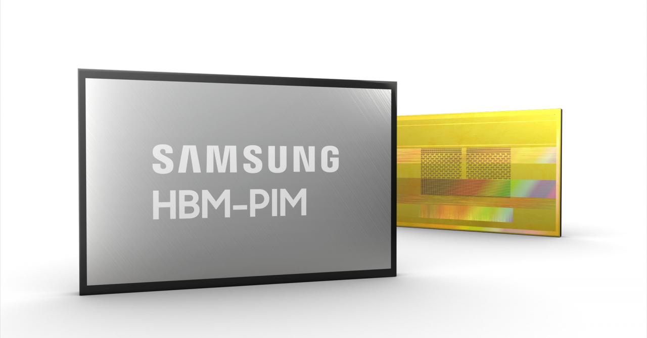 Samsung folosește AI pentru dezvoltarea primei memorii cu lățime de bandă mare