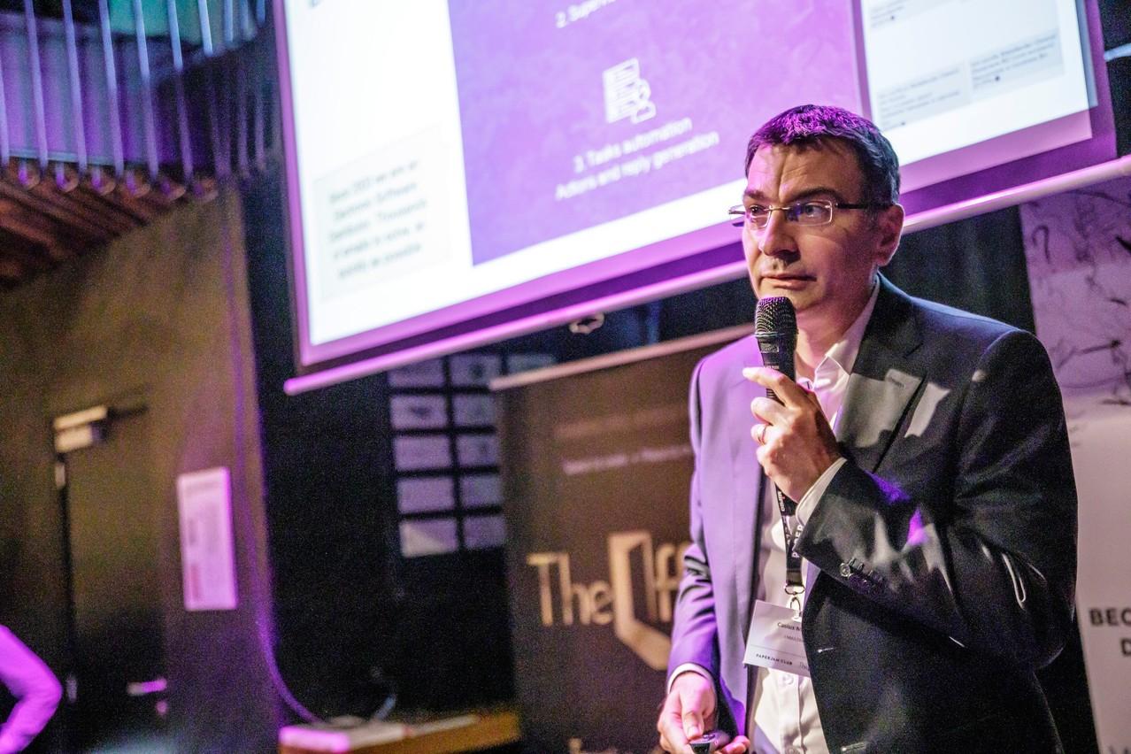 Startup-ul Emailtree, fondat de un român în Luxemburg, 1,4 mil. euro investiție