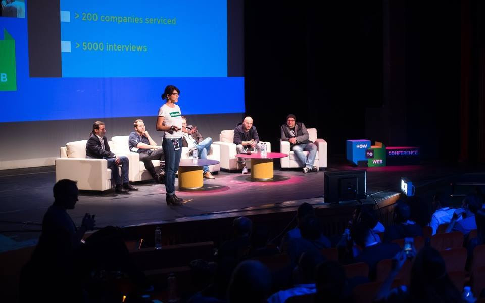 How to Web 2018: peste 1 mil. $ în beneficii la Startup Spotlight