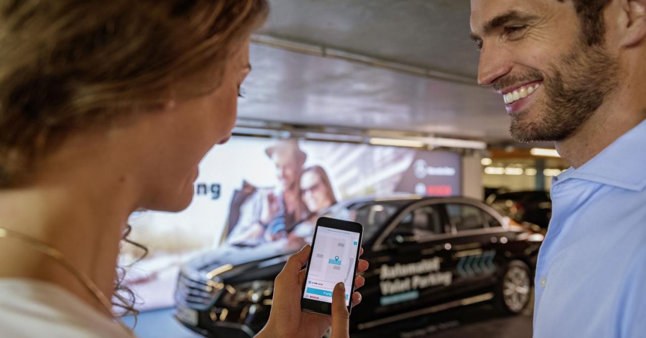 Soluții pentru orașe conectate: tot ce a prezentat Bosch la CES 2018