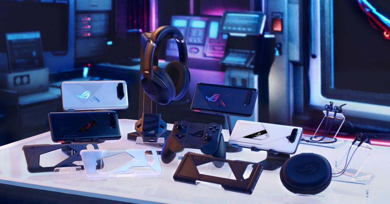 Asus anunță seria ROG Phone 5 - telefoane performante pentru iubitorii de jocuri