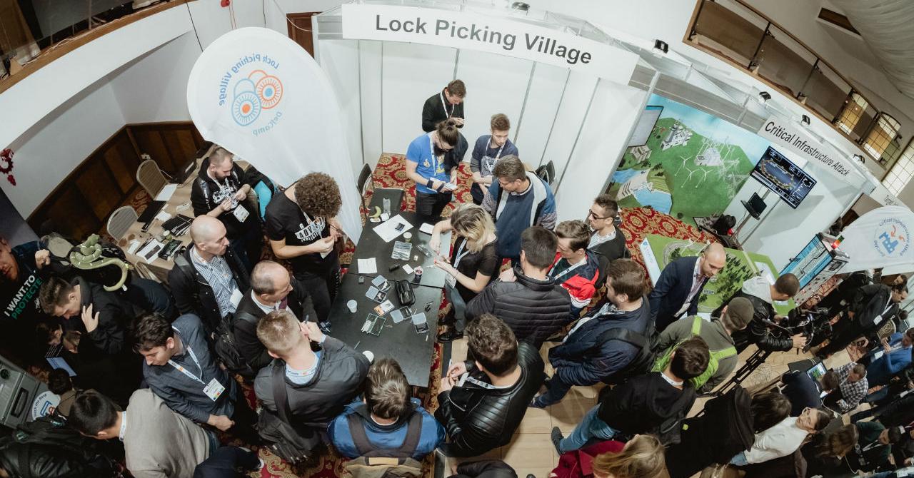DefCamp 2018: peste 1.800 de participanți de pe toate continentele